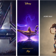 Disney's 2019 Must See Movie Line Up!