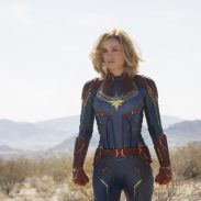 FIGHT LIKE A GIRL IS A GOOD THING IN CAPTAIN MARVEL | MOVIE REVIEW (NO SPOILERS)
