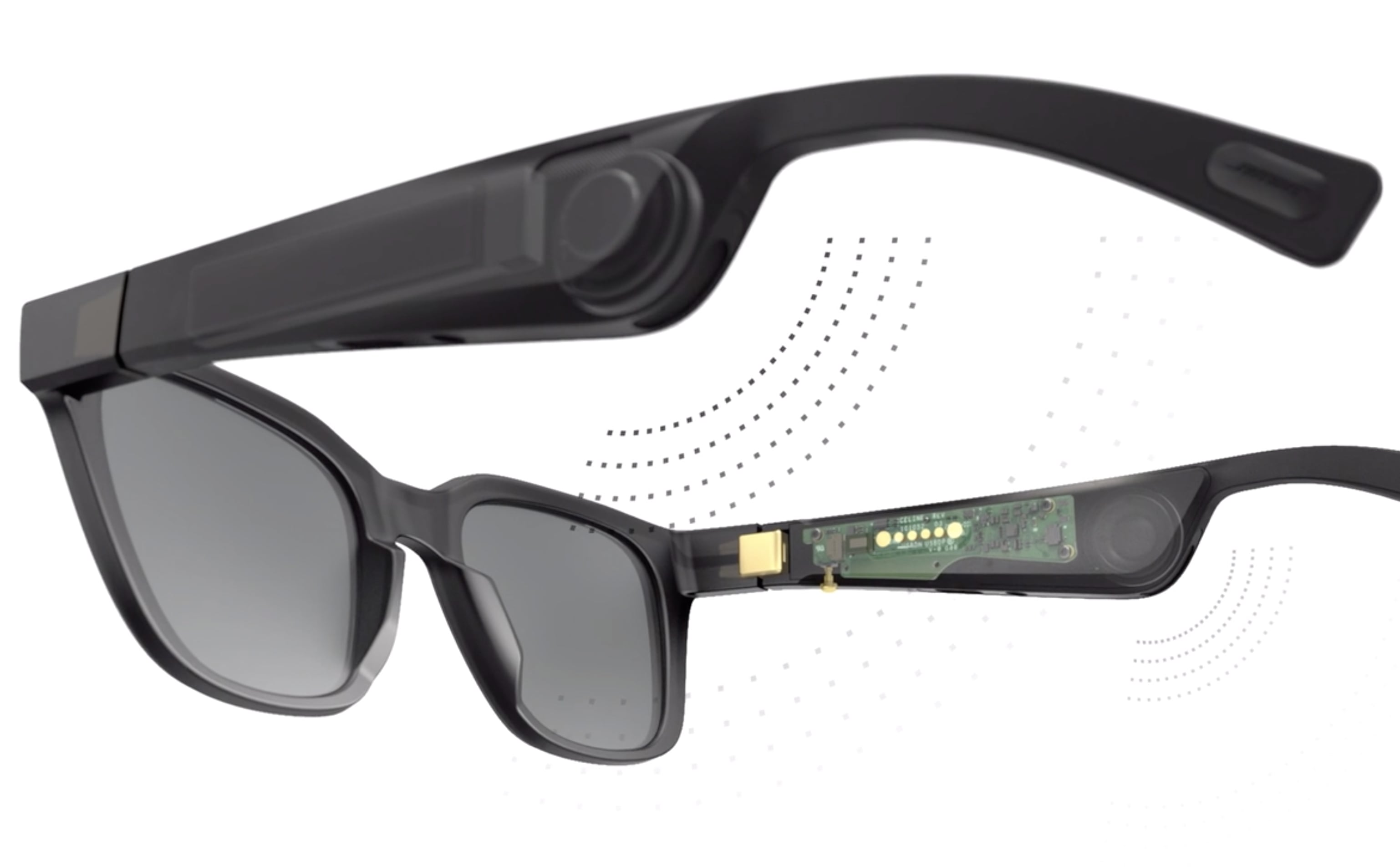 60865c24624 The innovation of these audio augmented reality sunglasses is a game  changer! I am so excited to have a pair of these glasses and will be using  ...