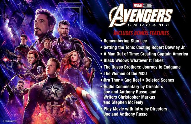 TAKE HOME MARVEL STUDIOS' TOP FILMS OF ALL TIME: AVENGERS