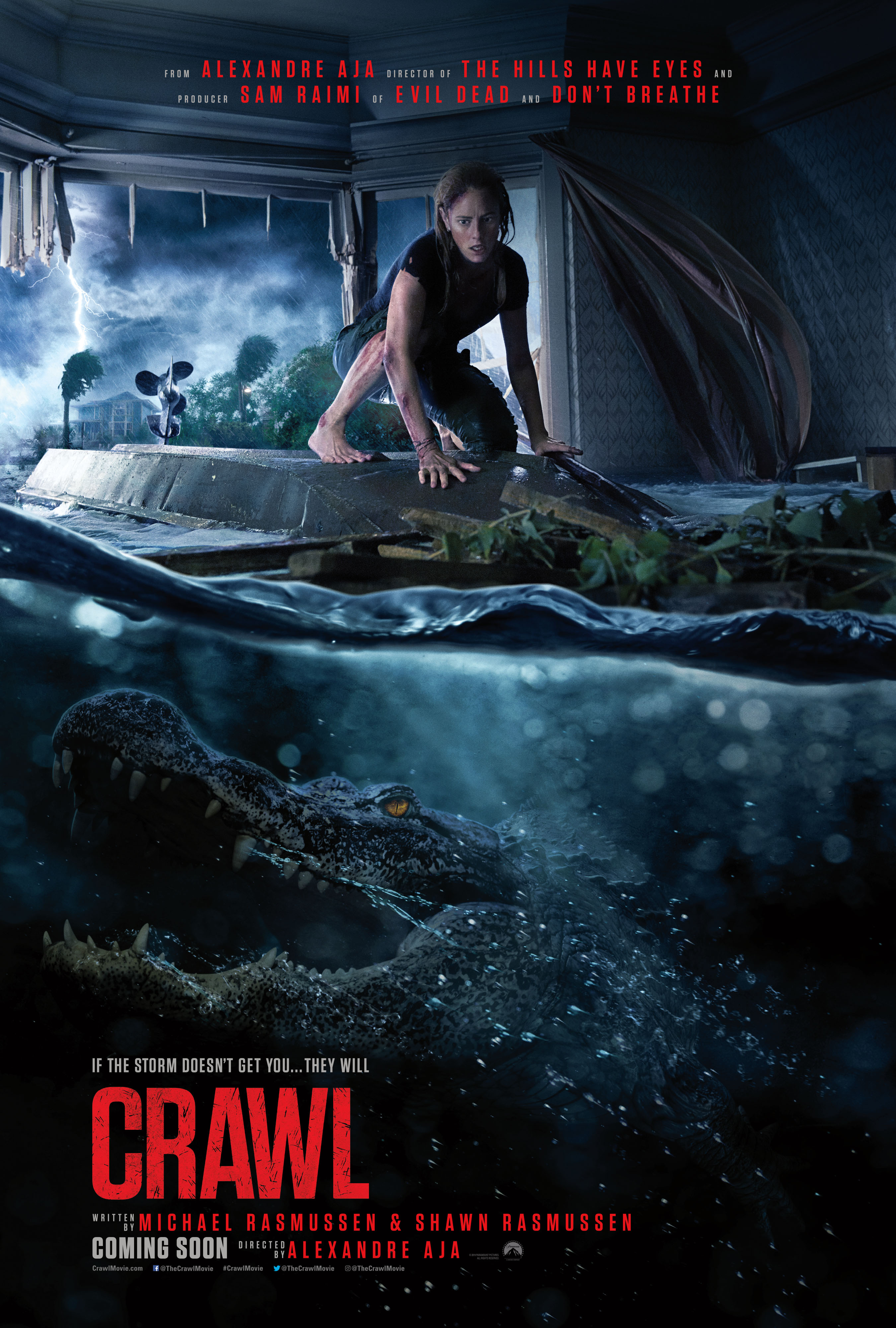 movie 2019 out now CRAWL MOVIE IS AVAILABLE TO CRAWL INTO YOUR HOME NOW ON BLU