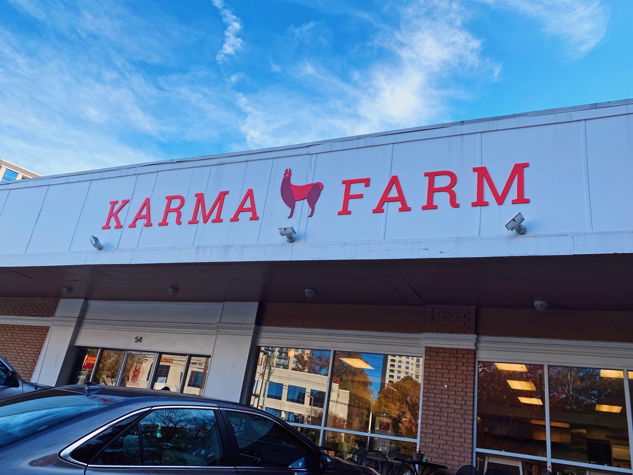 Where To Eat Gluten Free In Atlanta At Karma Farm America S First Certified Gluten Free Fast Casual Restaurant Bakery Kiwi The Beauty Kiwi The Beauty
