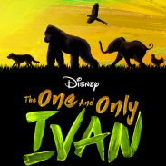 ALL STAR CAST & VIRTUAL PRESS JUNKET FOR Disney Plus with The One and Only Ivan