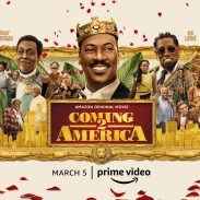 Coming 2 America Sequel Arrives after Three Decades on Amazon Prime | March 5th #Coming2America