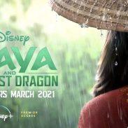 DISNEY'S RAYA AND THE LAST DRAGON PRESS JUNKET