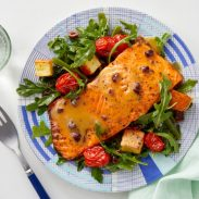 'Luca' Inspired Meal Kits From Blue Apron: Dijon-Roasted Trout & Potatoes